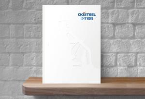 中宇钢铁(44P设计、印刷1000份)